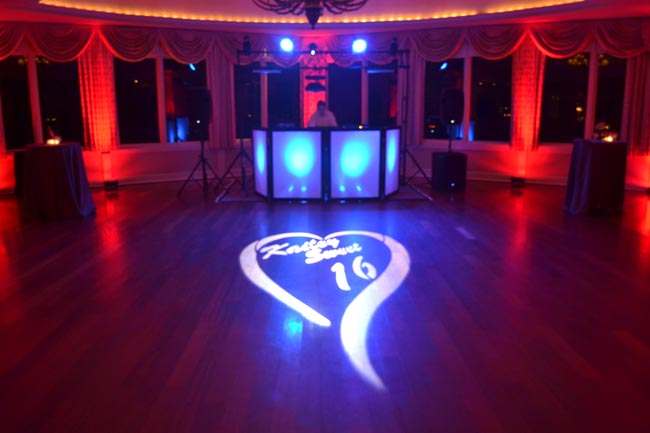 Monogram Lighting $150. Add that extra special touch of your names u0026 wedding date to the dance floor or on a wall. & D.E.A.) Daley Entertainment Agency - Lighting Options u0026 Pricing DJ ...